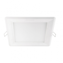 Đèn Downlight LED Philips 59832 HADRON 125 SQ 12W 30K/40K/65K