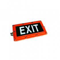 STARSLITE EXPLOSION PROOF EMERGENCY EXIT light (SLES-EX)