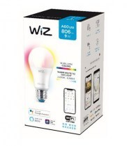 Wi-Fi Color + TunableWhite/9W A60 12/1CT